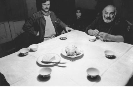 Tarkovsky and Parajanov