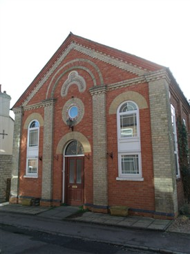 Portal 1: Primitive Methodist (photo c/o Tim Banks)