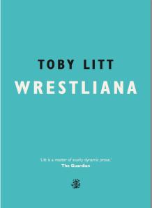 Wrestliana Blue Cover